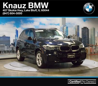 2014 BMW X5 for sale in Lake Bluff IL