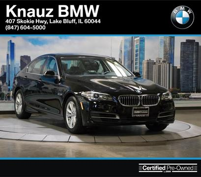 2014 BMW 5 Series for sale in Lake Bluff, IL