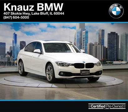 2016 BMW 3 Series for sale in Lake Bluff IL
