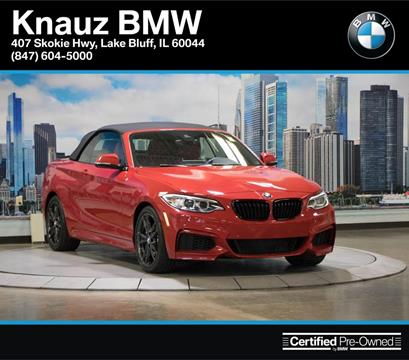 2017 BMW 2 Series for sale in Lake Bluff IL