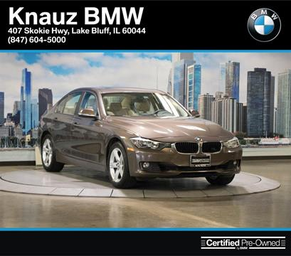 2014 BMW 3 Series for sale in Lake Bluff, IL