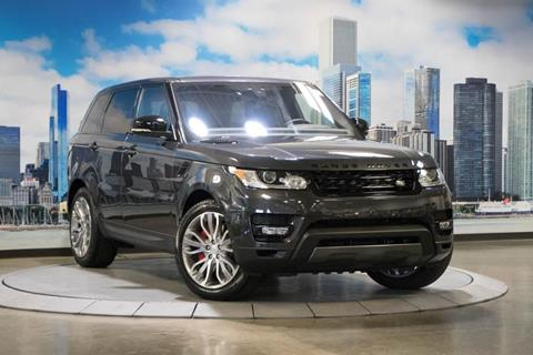 2017 Land Rover Range Rover Sport for sale in Lake Bluff, IL