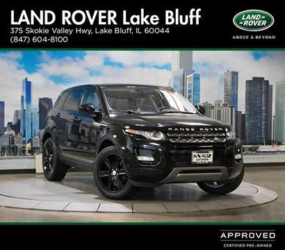2014 Land Rover Range Rover Evoque for sale in Lake Bluff, IL