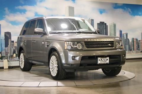 2011 Land Rover Range Rover Sport for sale in Lake Bluff, IL