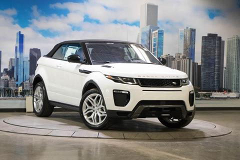 land rover range rover evoque convertible for sale in harrisonburg