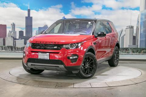 Land Rover Lake Bluff >> 2019 Land Rover Discovery Sport For Sale In Lake Bluff Il