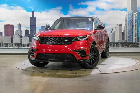 Land Rover Lake Bluff >> 2019 Land Rover Range Rover Velar For Sale In Lake Bluff Il