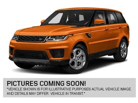 2020 Land Rover Range Rover Sport for sale in Lake Bluff, IL