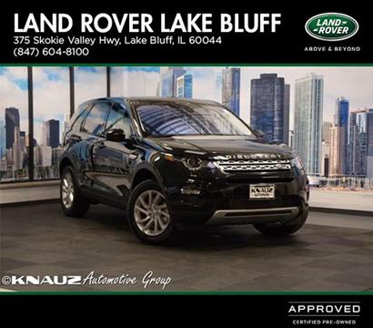 2017 Land Rover Discovery Sport for sale in Lake Bluff, IL