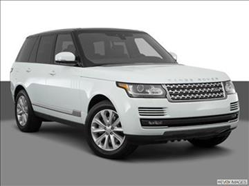 2017 Land Rover Range Rover for sale in Lake Bluff, IL