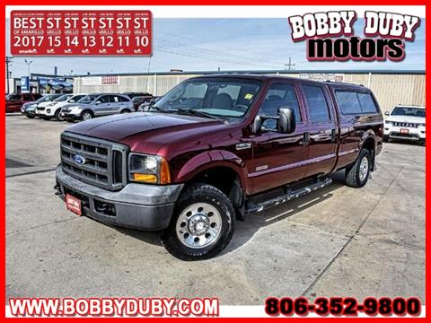 Ford f 250 super duty for sale in amarillo tx for Bobby duby motors amarillo tx