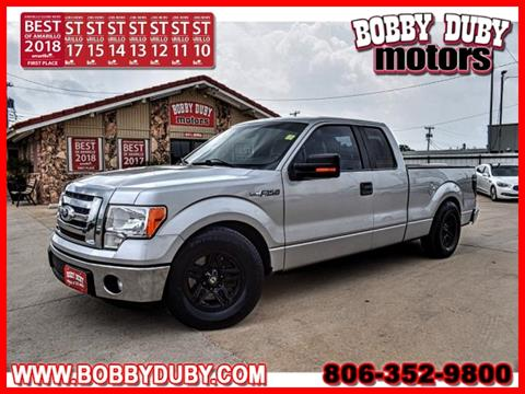 2011 Ford F-150 for sale in Amarillo, TX