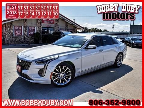 2019 Cadillac CT6 for sale in Amarillo, TX