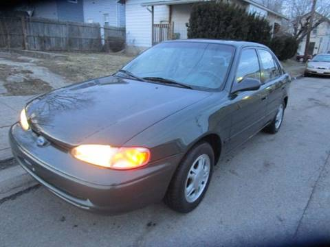 2001 Chevrolet Prizm for sale in Hamilton, OH