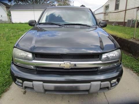 2004 Chevrolet TrailBlazer EXT for sale in Hamilton, OH
