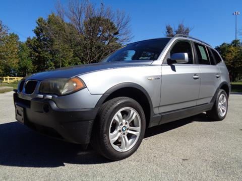 2005 BMW X3 for sale in Philadelphia PA