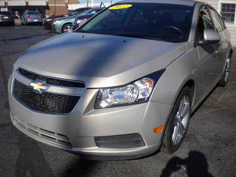 2012 Chevrolet Cruze for sale in Griffith, IN