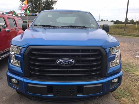 2015 Ford F-150 for sale in Russellville, AR