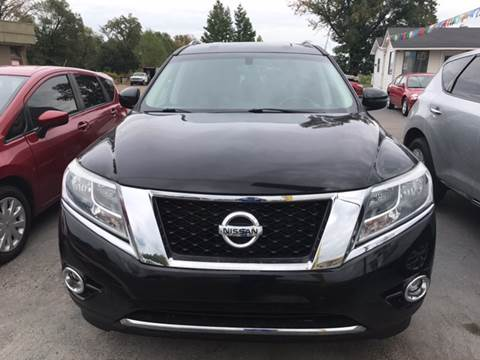 2014 Nissan Pathfinder for sale in Russellville, AR