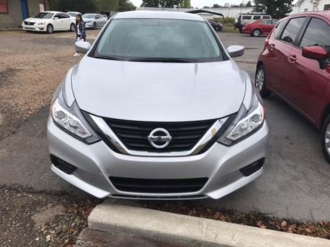 2017 Nissan Altima for sale in Russellville, AR
