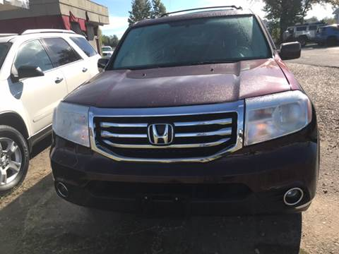 2013 Honda Pilot for sale in Russellville, AR