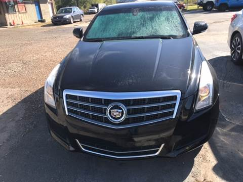 2013 Cadillac ATS for sale in Russellville, AR