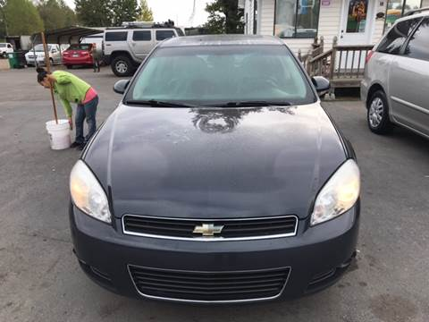 2009 Chevrolet Impala for sale in Russellville, AR