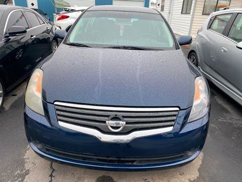 2007 Nissan Altima for sale at BEST AUTO SALES in Russellville AR