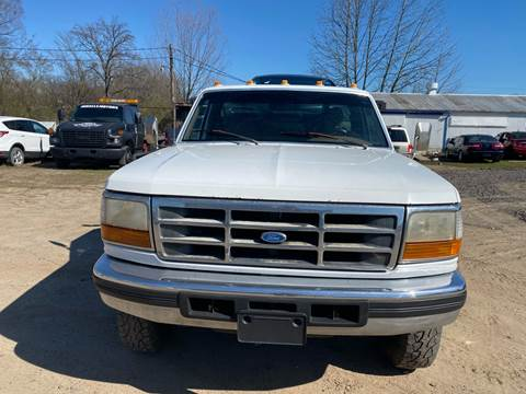 1996 Ford F-450 for sale at BEST AUTO SALES in Russellville AR