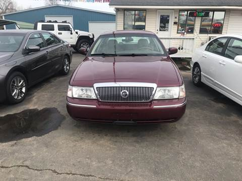 2004 Mercury Grand Marquis for sale at BEST AUTO SALES in Russellville AR