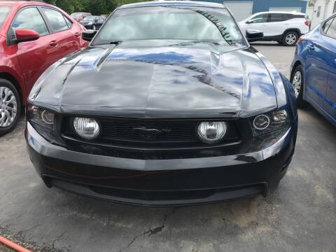 2010 Ford Mustang for sale at BEST AUTO SALES in Russellville AR