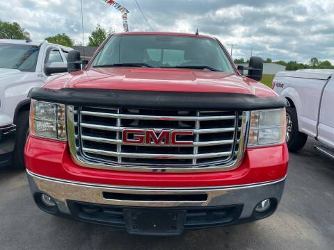 2007 GMC Sierra 2500HD for sale at BEST AUTO SALES in Russellville AR
