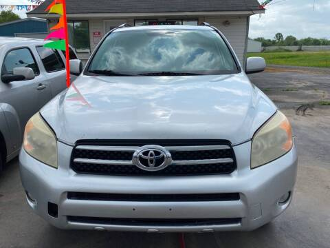 2007 Toyota RAV4 for sale at BEST AUTO SALES in Russellville AR