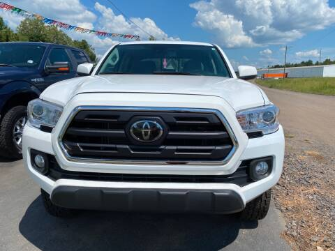 2019 Toyota Tacoma for sale at BEST AUTO SALES in Russellville AR