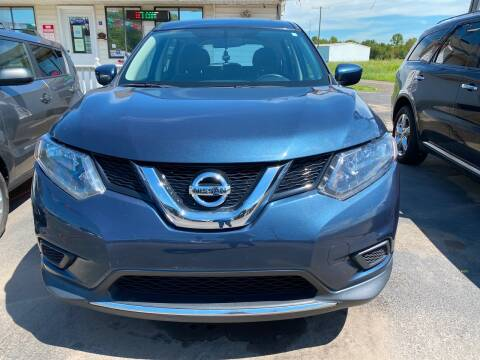 2016 Nissan Rogue for sale at BEST AUTO SALES in Russellville AR