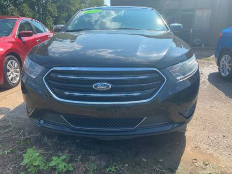 2014 Ford Taurus for sale at BEST AUTO SALES in Russellville AR