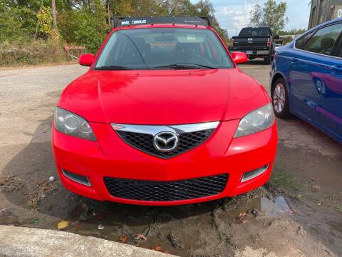 2007 Mazda MAZDA3 for sale at BEST AUTO SALES in Russellville AR