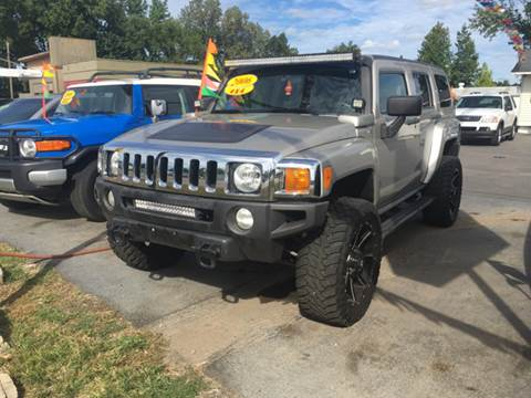 2006 HUMMER H3 for sale at BEST AUTO SALES in Russellville AR
