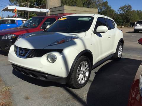 2011 Nissan JUKE for sale at BEST AUTO SALES in Russellville AR