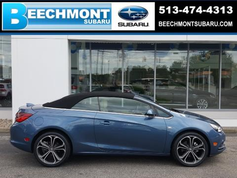 2016 Buick Cascada for sale in Cincinnati, OH