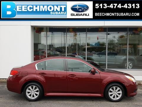 2011 Subaru Legacy for sale in Cincinnati, OH