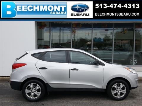 2010 Hyundai Tucson for sale in Cincinnati, OH