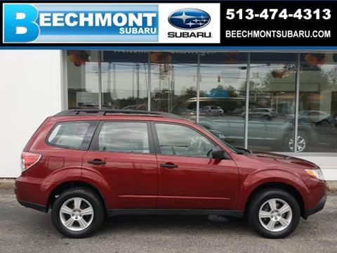 2013 Subaru Forester for sale in Cincinnati, OH