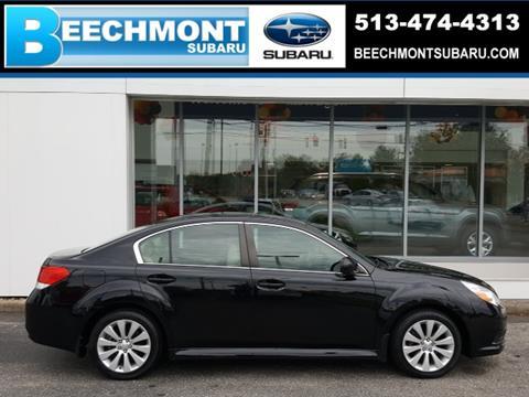 2010 Subaru Legacy for sale in Cincinnati, OH