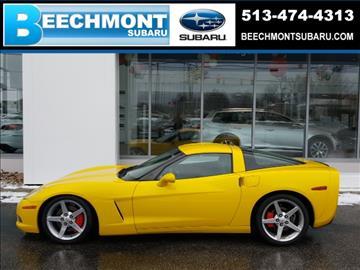 2005 Chevrolet Corvette for sale in Cincinnati, OH