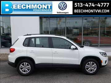 2017 Volkswagen Tiguan for sale in Cincinnati, OH