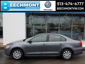 2014 Volkswagen Jetta for sale in Cincinnati, OH