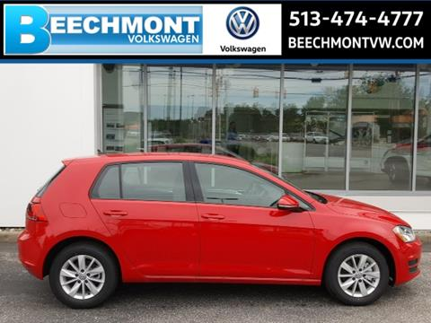 2017 Volkswagen Golf for sale in Cincinnati, OH