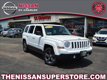 2014 Jeep Patriot for sale in St Charles, IL