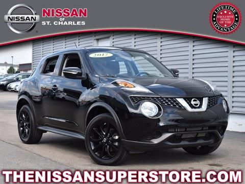 2017 Nissan JUKE for sale in St Charles, IL